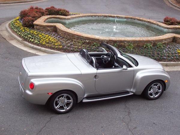 2005 Chevrolet Ssr Sold
