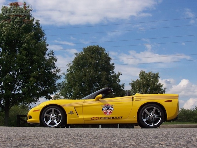 2007BrickyardCorvette