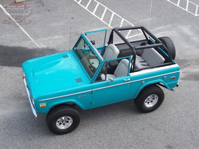 1970 Ford Bronco SOLD