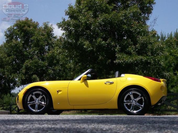 cloud9 classics we sell classic cars worldwide rh cloud9classics com 2008 pontiac solstice gxp repair manual 2008 Pontiac Solstice GXP Performance